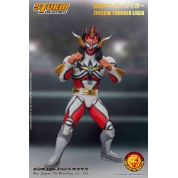 New Japan Pro Wrestling figurine 1/12 Jyushin Thunder Liger 17 cm