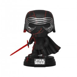 Star Wars Episode IX Electronic POP! Movies Vinyl figurine sonore et lumineuse Kylo Ren 9 cm
