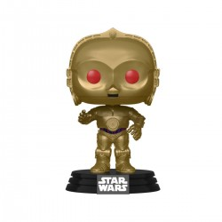 Star Wars Episode IX POP! Movies Vinyl figurine C-3PO (Red Eyes) 9 cm