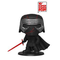 Star Wars Episode IX Super Sized POP! Vinyl figurine Kylo Ren GITD 25 cm