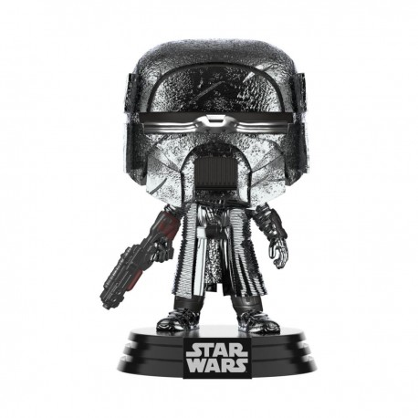 Star Wars POP! Movies Vinyl figurine KOR Blaster (Chrome) 9 cm
