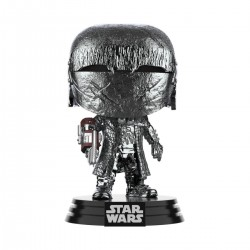 Star Wars POP! Movies Vinyl figurine KOR Cannon (Chrome) 9 cm