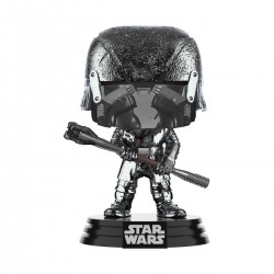 Star Wars POP! Movies Vinyl figurine KOR Club (Chrome) 9 cm
