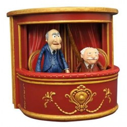 The Muppets Select série 2 pack 2 figurines 8-13 cm Statler & Waldorf