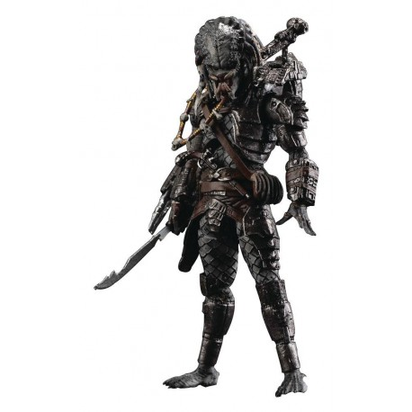 Predator 2 figurine 1/18 Elder Predator (Version 2) Previews Exclusive 11 cm