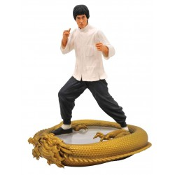Bruce Lee Premier Collection statuette 80th Birthday 28 cm
