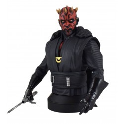 Star Wars Solo buste 1/6 Darth Maul Crimson Dawn 15 cm
