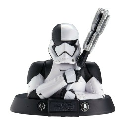 Star Wars haut-parleur Bluetooth bouclier de Storm Trooper 20 cm
