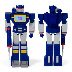 Transformers Wave 1 figurine ReAction Soundwave 10 cm