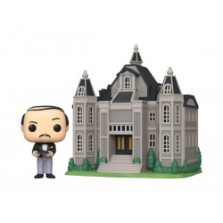 Batman 80th POP! Town Vinyl figurine Wayne Manor w/Alfred 9 cm