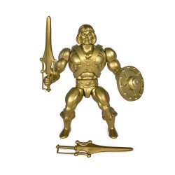 Masters of the Universe série 3 figurine Vintage Collection Gold He-Man 14 cm
