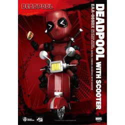 Marvel Comics Egg Attack figurine Deadpool Deluxe Ver. 17 cm
