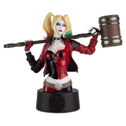 Batman Universe Collector's Busts buste 1/16 n°03 Harley Quinn 13 cm