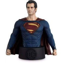 Batman Universe Collector's Busts buste 1/16 n°15 Superman (Man of Steel) 13 cm