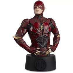 Batman Universe Collector's Busts buste 1/16 n°18 The Flash 13 cm