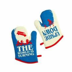 Stranger Things gants Upside Down