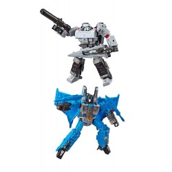 Transformers Generations War for Cybertron: Siege Voyager 2019 Wave 4 assortiment figurines (2)