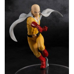 One Punch Man statuette PVC Pop Up Parade Saitama Hero Costume Ver. 18 cm