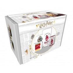 Harry Potter coffret cadeau Quidditch