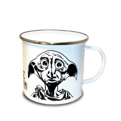 Harry Potter mug émail Free Dobby