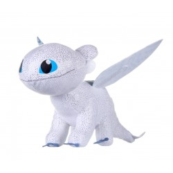 Dragons 3 peluche Light Fury Glow In The Dark 32 cm