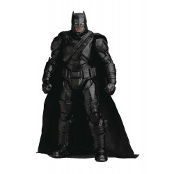 Batman v Superman figurine Dynamic Action Heroes 1/9 Armored Batman SDCC 2019 Exclusive 20 cm