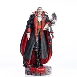 Castlevania Symphony of the Night statuette Dracula 51 cm