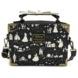 Disney by Loungefly sac à bandoulière AOP Disney Princess