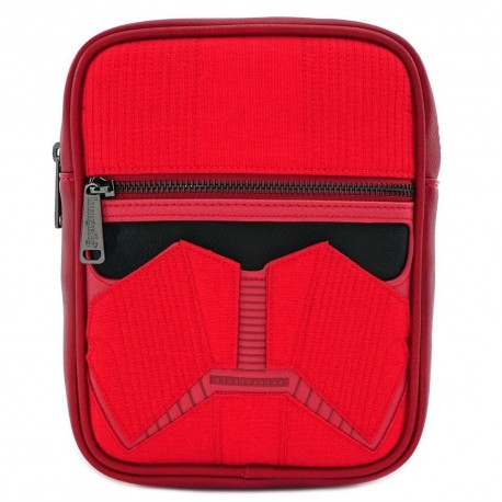 Star Wars by Loungefly sac à bandoulière Red Sith Trooper
