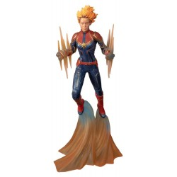 Marvel Comic Gallery statuette Binary Captain Marvel 28 cm