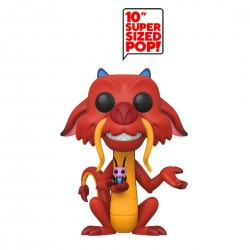 Mulan Super Sized POP! Vinyl figurine Mushu 25 cm