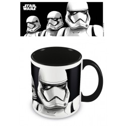 Star Wars Episode IX mug Coloured Inner Stormtrooper Dark