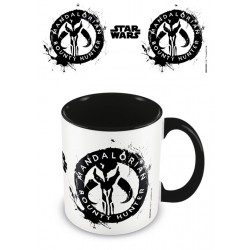 Star Wars The Mandalorian mug Coloured Inner Sigil