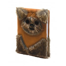 Star Wars carnet de notes Premium A5 Ewok (Fluffy)