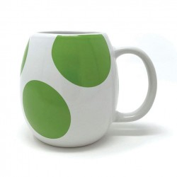 Super Mario mug Shaped 3D Yoshi Egg