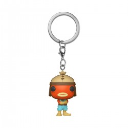 Fortnite porte-clés Pocket POP! Vinyl Fishstick 4 cm