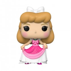 Cendrillon POP! Vinyl Figurine Cinderella (Pink Dress) 9 cm
