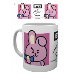 BT21 mug Cooky