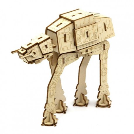 Star Wars maquette IncrediBuilds 3D AT-ACT *ANGLAIS*