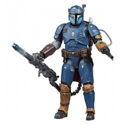 Star Wars The Mandalorian Black Series figurine Deluxe Heavy Infantry Mandalorian Exclusive 15 cm