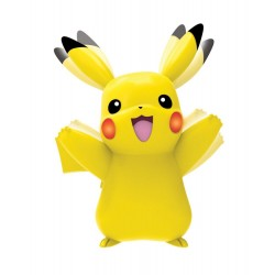 Pokémon figurine interactive My Partner Pikachu 10 cm