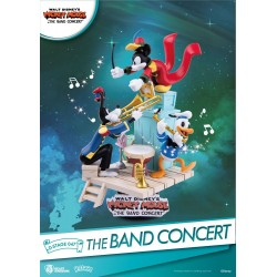 Disney Mickey Mouse diorama PVC D-Stage The Band Concert 15 cm