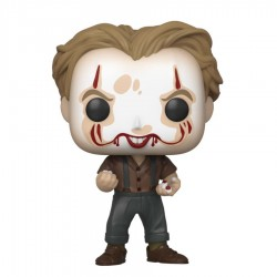 « Il » est revenu 2 POP! Movies Vinyl figurine Pennywise Make-Up 9 cm