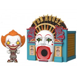 « Il » est revenu 2 POP! Town Vinyl figurine Fun House 9 cm