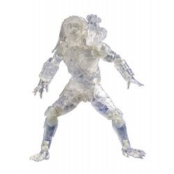 Predator figurine 1/18 Invisible Jungle Hunter Previews Exclusive 11 cm