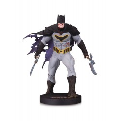 DC Designer Series statuette mini Metal Batman by Capullo 16 cm