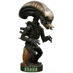 Alien Head Knocker Alien Warrior 18 cm