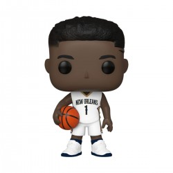 NBA POP! Sports Vinyl figurine Zion Williamson (New Orleans Pelicans) 9 cm