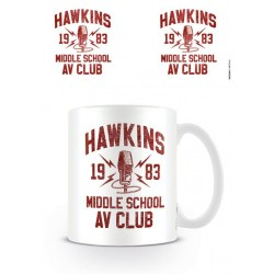 Stranger Things mug AV Club
