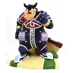 Kingdom Hearts Gallery statuette Pete 23 cm